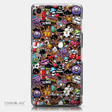 CASEiLIKE Sony Xperia Z3 back cover Graffiti 2703