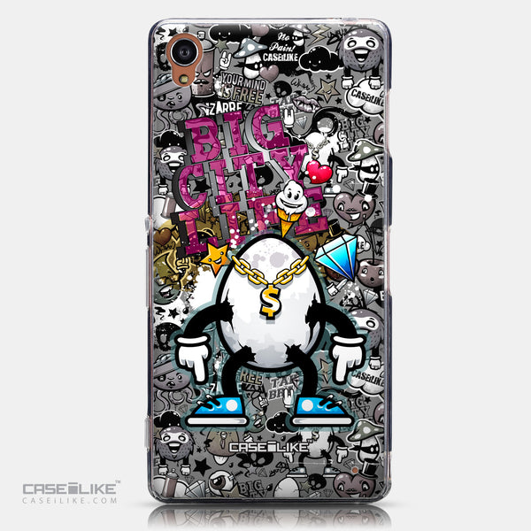 CASEiLIKE Sony Xperia Z3 back cover Graffiti 2704