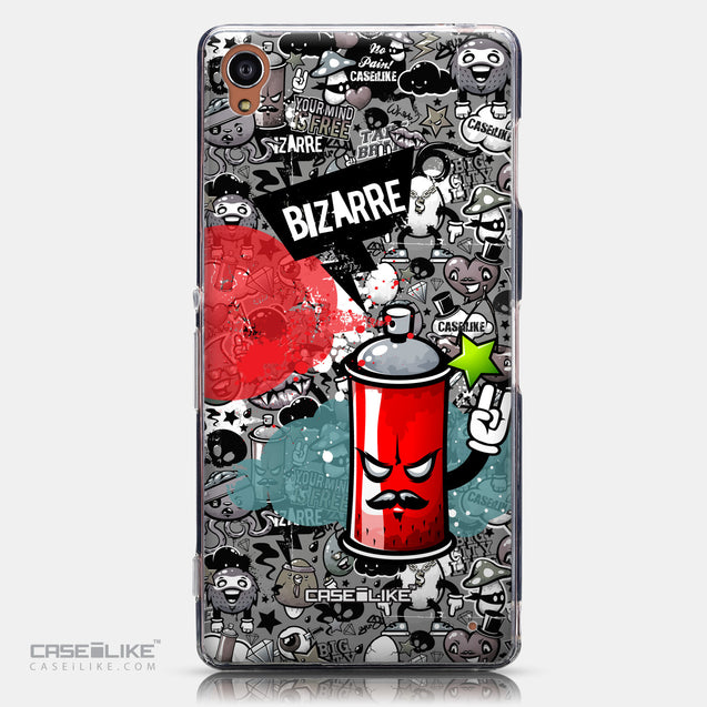CASEiLIKE Sony Xperia Z3 back cover Graffiti 2705