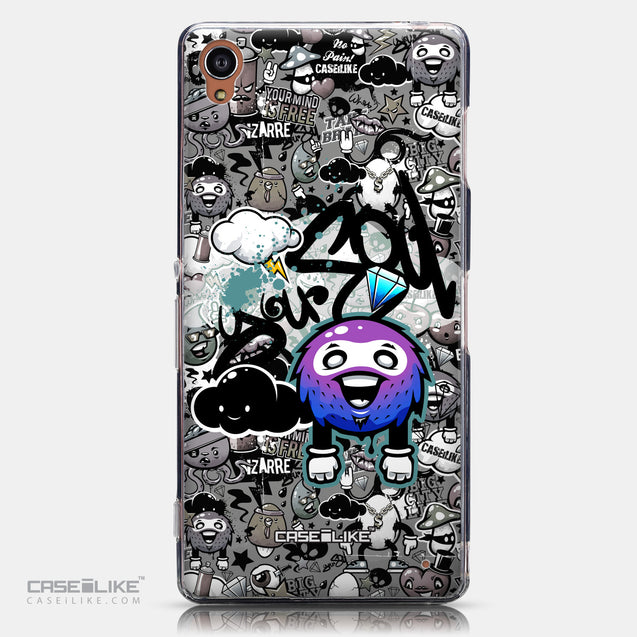 CASEiLIKE Sony Xperia Z3 back cover Graffiti 2706