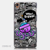 CASEiLIKE Sony Xperia Z3 back cover Graffiti 2707
