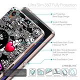 Details in English - CASEiLIKE Sony Xperia Z3 back cover Graffiti 2708