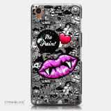 CASEiLIKE Sony Xperia Z3 back cover Graffiti 2708