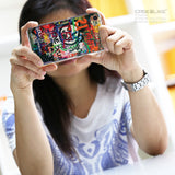 Share - CASEiLIKE Sony Xperia Z3 back cover Graffiti 2721