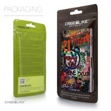 Packaging - CASEiLIKE Sony Xperia Z3 back cover Graffiti 2721