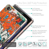 Details in English - CASEiLIKE Sony Xperia Z3 back cover Graffiti 2722