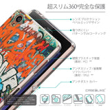 Details in Japanese - CASEiLIKE Sony Xperia Z3 back cover Graffiti 2722