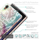 Details in English - CASEiLIKE Sony Xperia Z3 back cover Graffiti 2726
