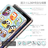 Details in Japanese - CASEiLIKE Sony Xperia Z3 back cover Owl Graphic Design 3312