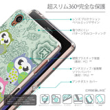 Details in Japanese - CASEiLIKE Sony Xperia Z3 back cover Owl Graphic Design 3313