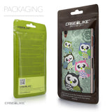 Packaging - CASEiLIKE Sony Xperia Z3 back cover Owl Graphic Design 3313