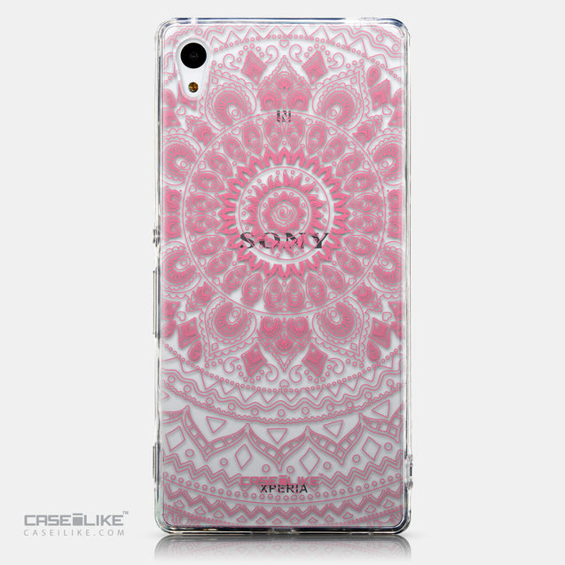 CASEiLIKE Sony Xperia Z3 Plus back cover Indian Line Art 2062