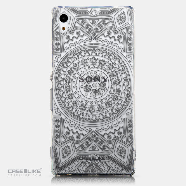 CASEiLIKE Sony Xperia Z3 Plus back cover Indian Line Art 2063