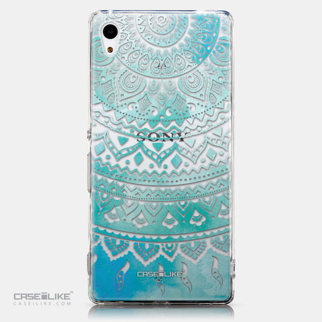 CASEiLIKE Sony Xperia Z3 Plus back cover Indian Line Art 2066