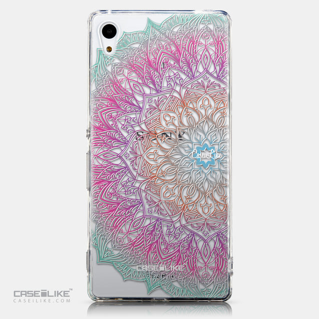 CASEiLIKE Sony Xperia Z3 Plus back cover Mandala Art 2090