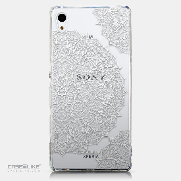 CASEiLIKE Sony Xperia Z3 Plus back cover Mandala Art 2091
