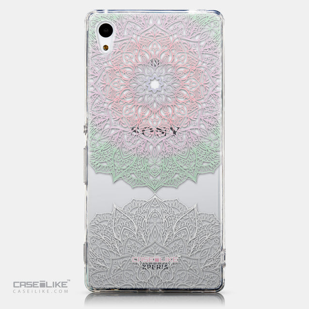 CASEiLIKE Sony Xperia Z3 Plus back cover Mandala Art 2092