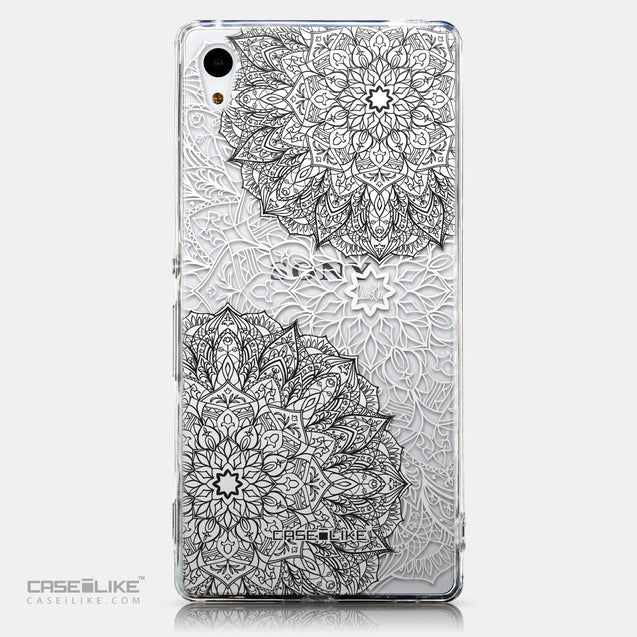 CASEiLIKE Sony Xperia Z3 Plus back cover Mandala Art 2093