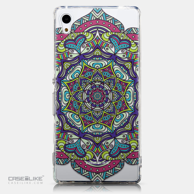 CASEiLIKE Sony Xperia Z3 Plus back cover Mandala Art 2094
