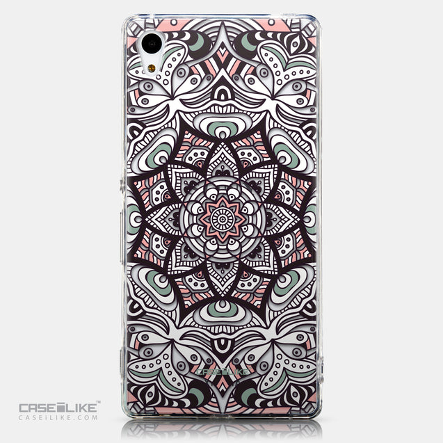 CASEiLIKE Sony Xperia Z3 Plus back cover Mandala Art 2095