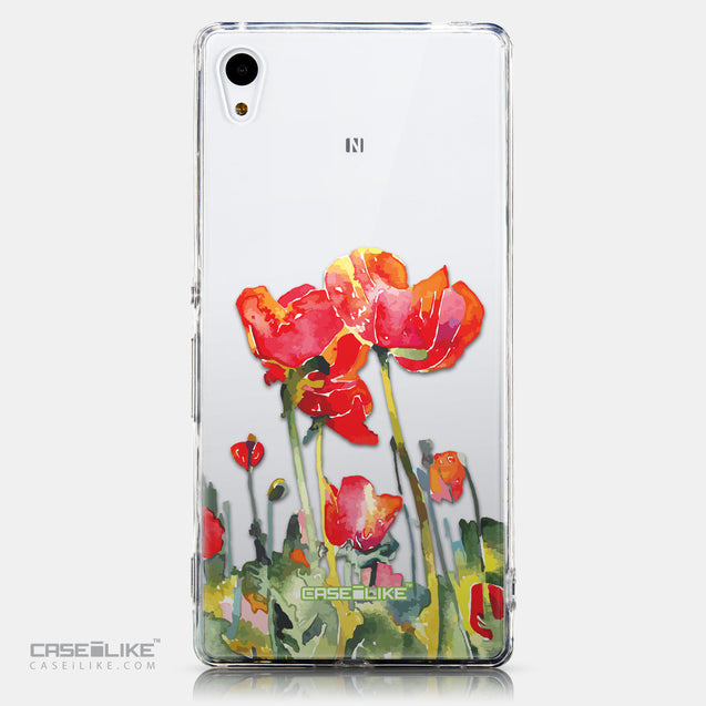 CASEiLIKE Sony Xperia Z3 Plus back cover Watercolor Floral 2230