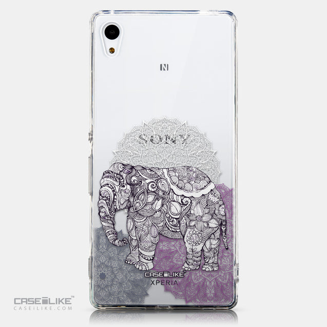 CASEiLIKE Sony Xperia Z3 Plus back cover Mandala Art 2301