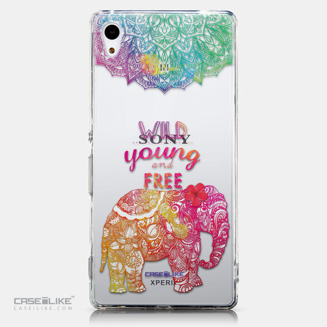 CASEiLIKE Sony Xperia Z3 Plus back cover Mandala Art 2302