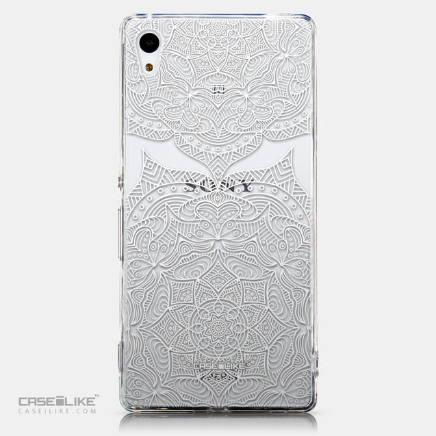 CASEiLIKE Sony Xperia Z3 Plus back cover Mandala Art 2303