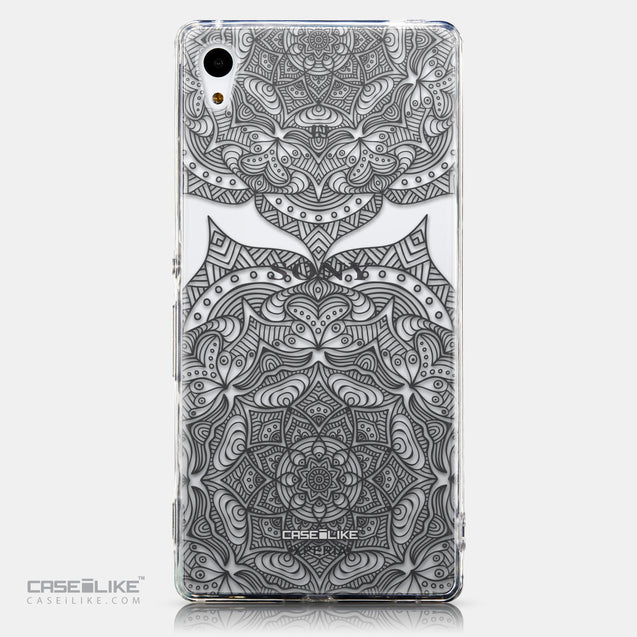 CASEiLIKE Sony Xperia Z3 Plus back cover Mandala Art 2304
