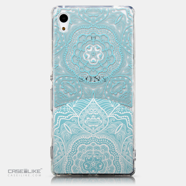 CASEiLIKE Sony Xperia Z3 Plus back cover Mandala Art 2306