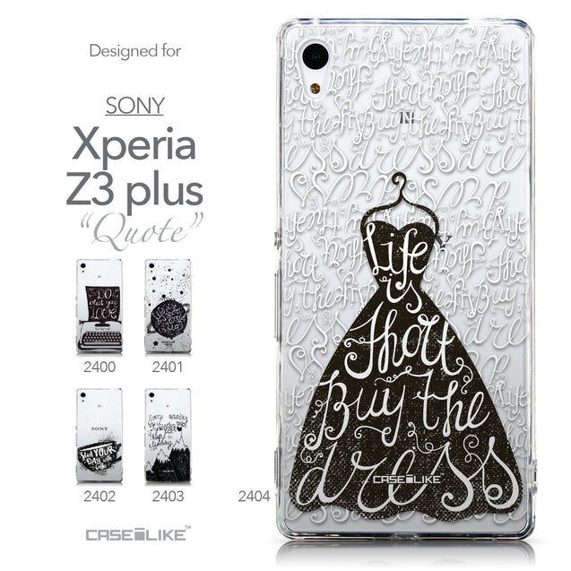 Collection - CASEiLIKE Sony Xperia Z3 Plus back cover Indian Tribal Theme Pattern 2053