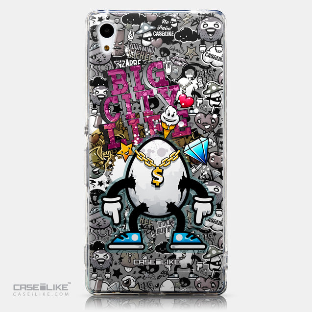 CASEiLIKE Sony Xperia Z3 Plus back cover Graffiti 2704