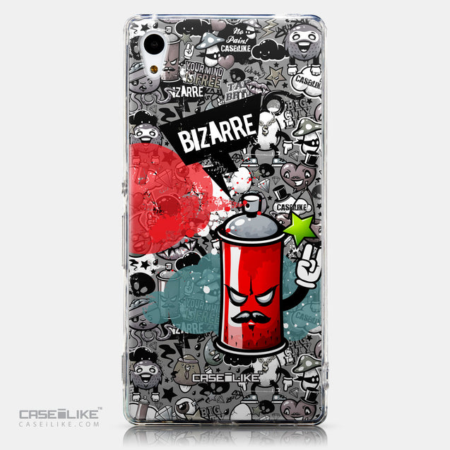 CASEiLIKE Sony Xperia Z3 Plus back cover Graffiti 2705