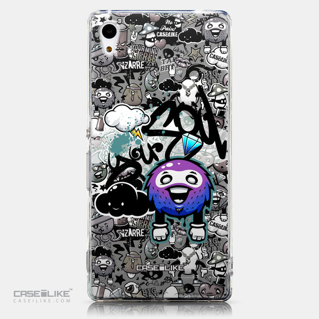 CASEiLIKE Sony Xperia Z3 Plus back cover Graffiti 2706