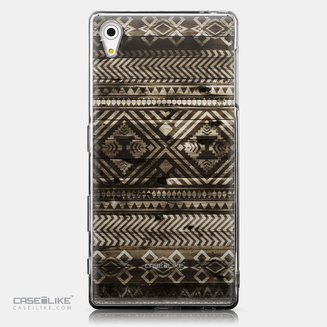 CASEiLIKE Sony Xperia Z5 back cover Indian Tribal Theme Pattern 2050