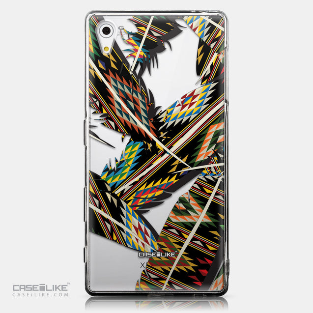 CASEiLIKE Sony Xperia Z5 back cover Indian Tribal Theme Pattern 2053