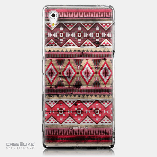 CASEiLIKE Sony Xperia Z5 back cover Indian Tribal Theme Pattern 2057