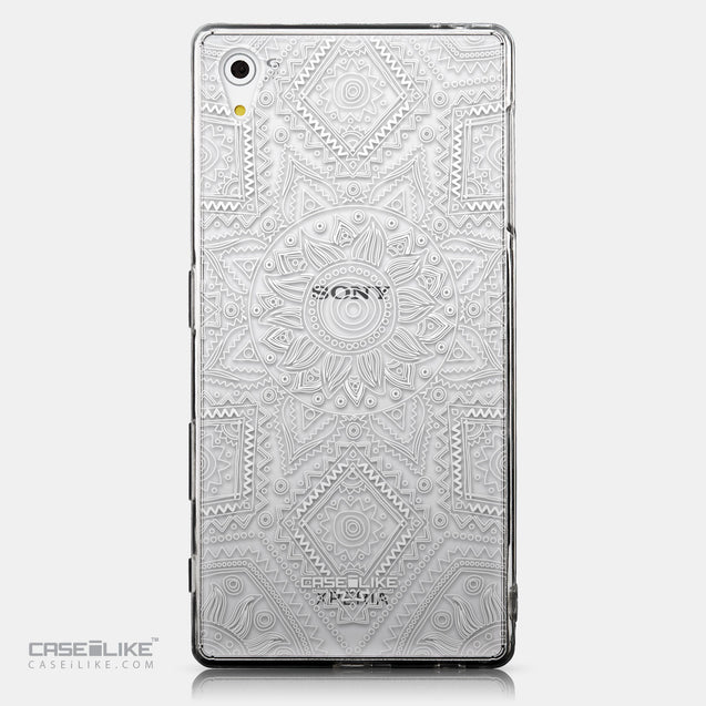 CASEiLIKE Sony Xperia Z5 back cover Indian Line Art 2061