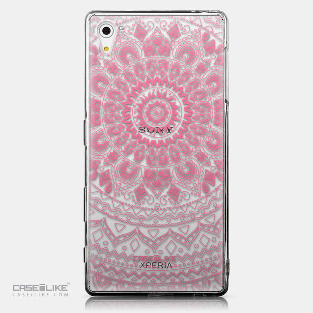 CASEiLIKE Sony Xperia Z5 back cover Indian Line Art 2062