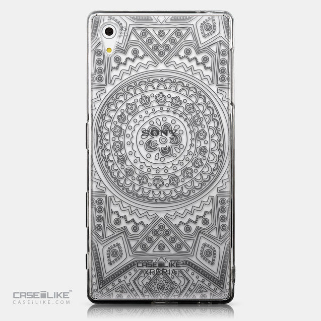 CASEiLIKE Sony Xperia Z5 back cover Indian Line Art 2063