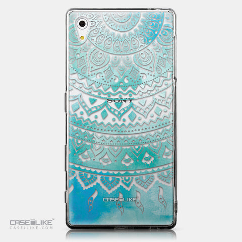 CASEiLIKE Sony Xperia Z5 back cover Indian Line Art 2066