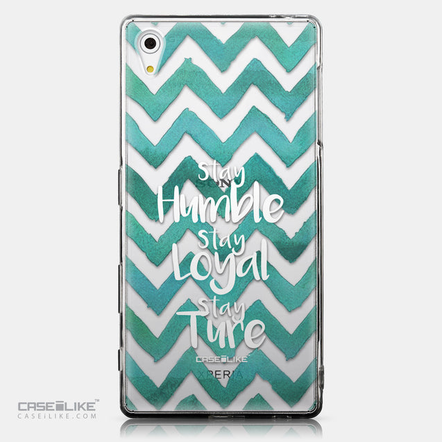CASEiLIKE Sony Xperia Z5 back cover Quote 2418