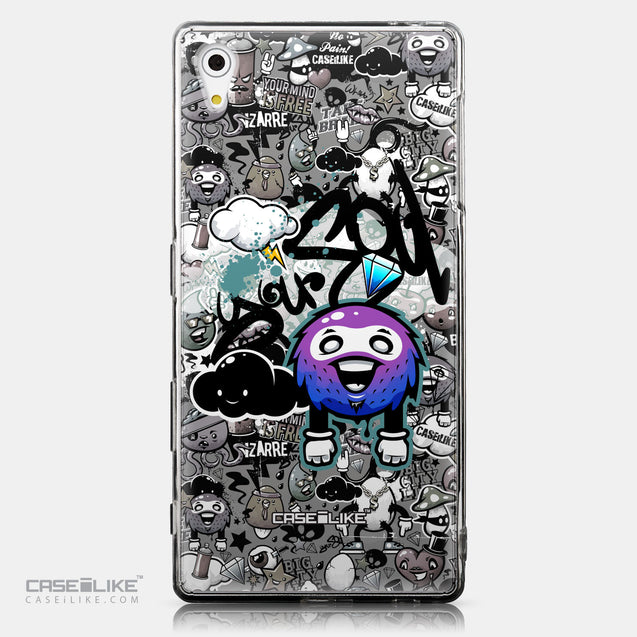 CASEiLIKE Sony Xperia Z5 back cover Graffiti 2706
