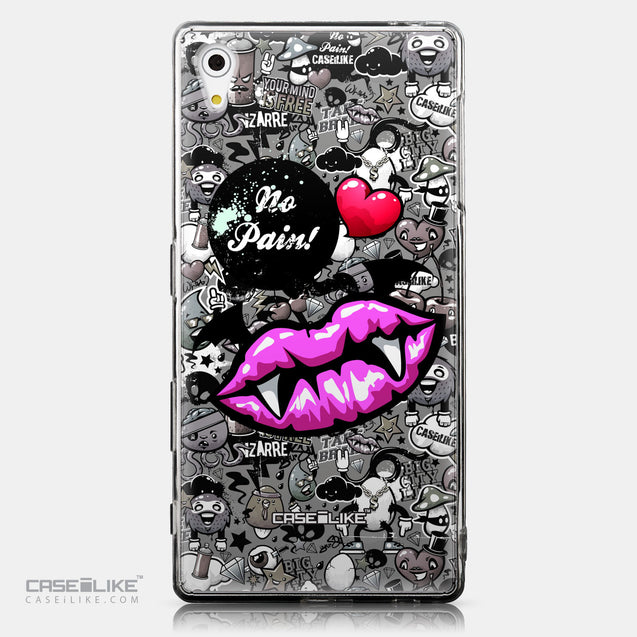 CASEiLIKE Sony Xperia Z5 back cover Graffiti 2708