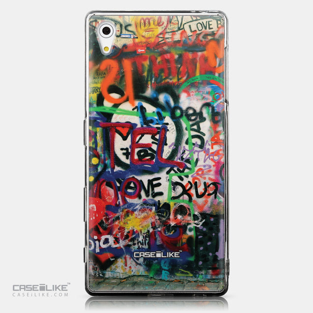 CASEiLIKE Sony Xperia Z5 back cover Graffiti 2721