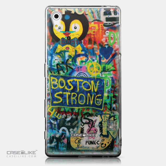 CASEiLIKE Sony Xperia Z5 back cover Graffiti 2723
