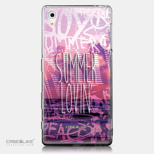 CASEiLIKE Sony Xperia Z5 back cover Graffiti 2727