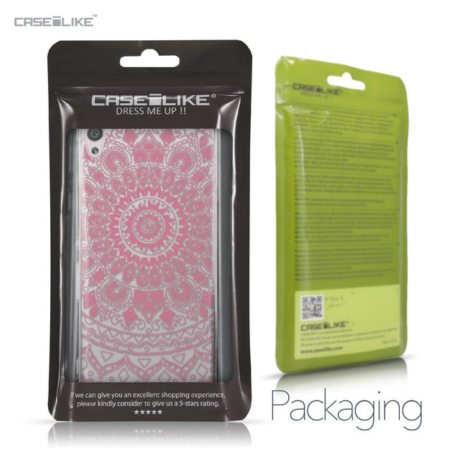 Sony Xperia XA case Indian Line Art 2062 Retail Packaging | CASEiLIKE.com
