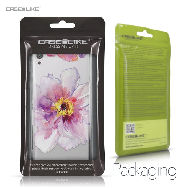 Sony Xperia XA case Watercolor Floral 2231 Retail Packaging | CASEiLIKE.com