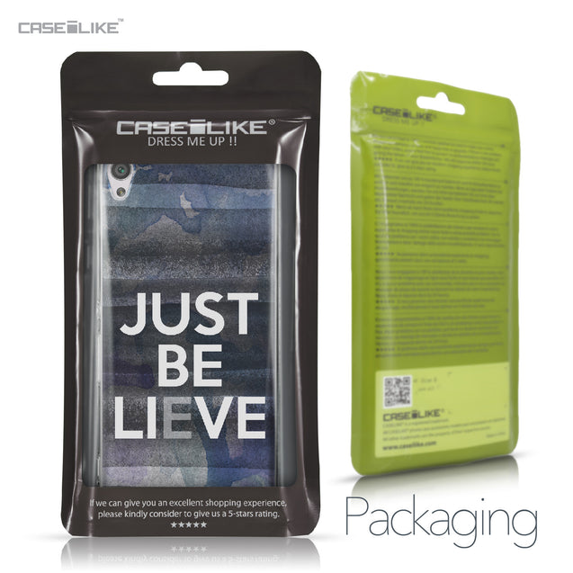 Sony Xperia XA case Quote 2430 Retail Packaging | CASEiLIKE.com